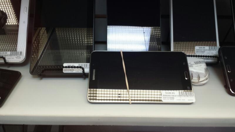 SAMSUNG Tablet SM-T237P
