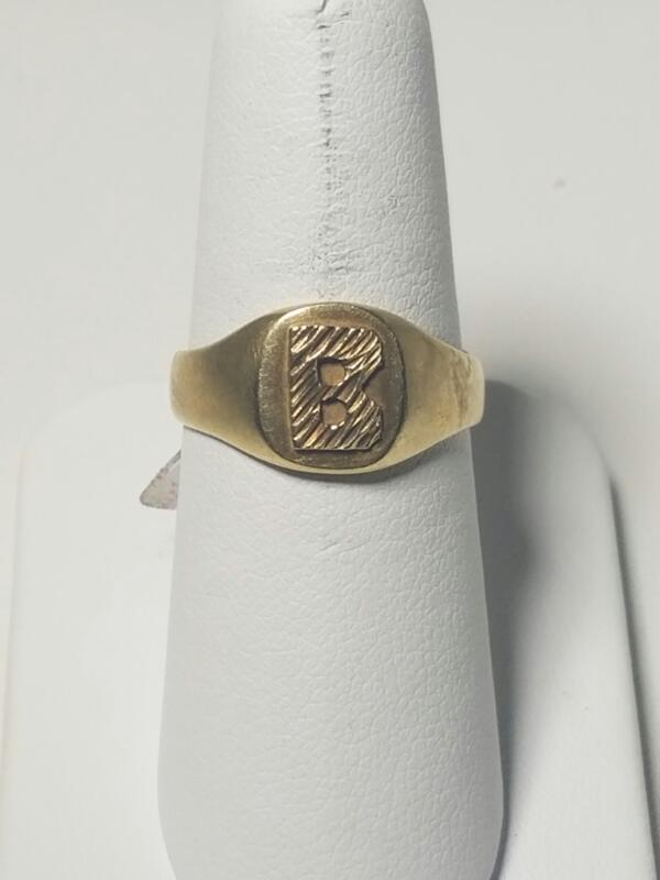 NO STONE(S)  FASHION RING L'S 14KT NO STONE(S) |5 B 2.8/Y