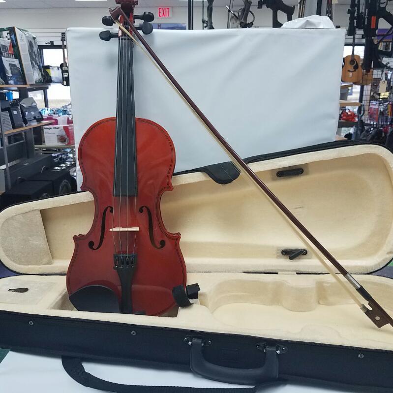 Fohnwind 11-41 Full Size 4/4 Violin in Hard/Soft Case