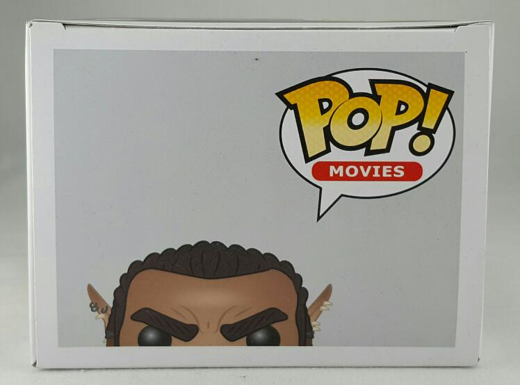POP MOVIES: WARCRAFT DUROTAN VINYL FIGURE