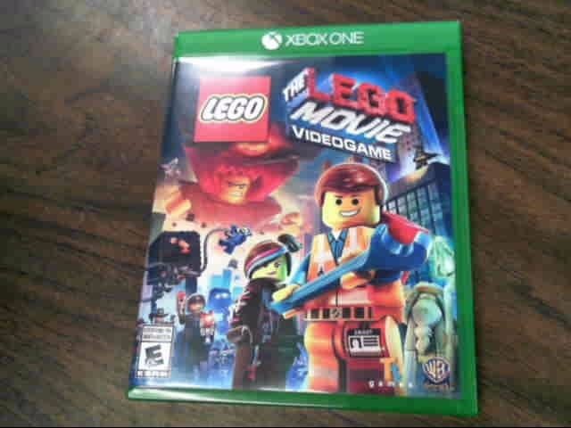 MICROSOFT Microsoft XBOX One Game THE LEGO MOVIE VIDEOGAME - XBOX ONE