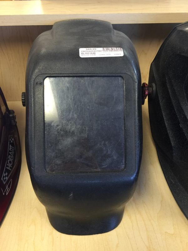 LINCOLN ELECTRIC Miscellaneous Tool WELDING HELMET TM Z87