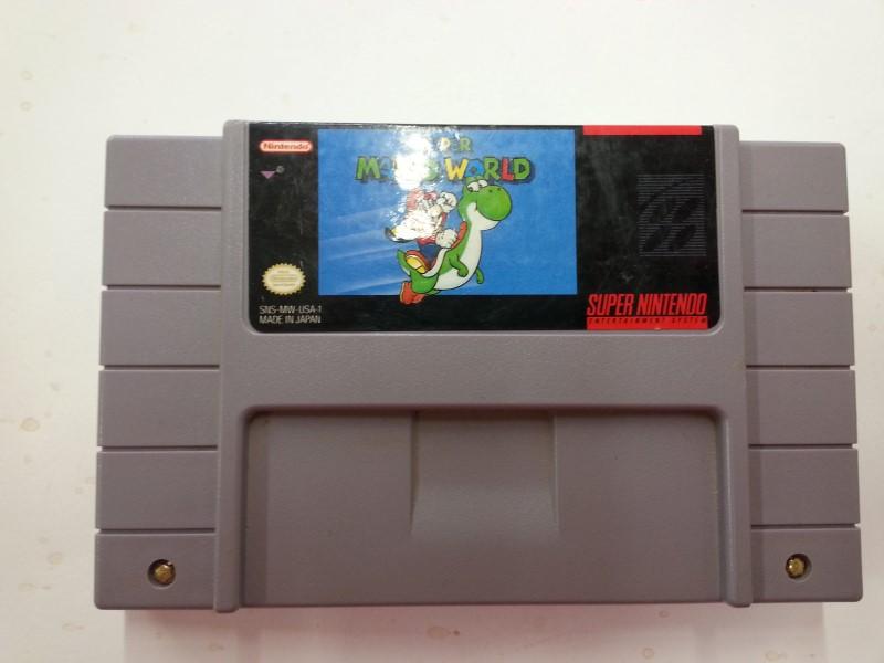 Super Mario World - NES