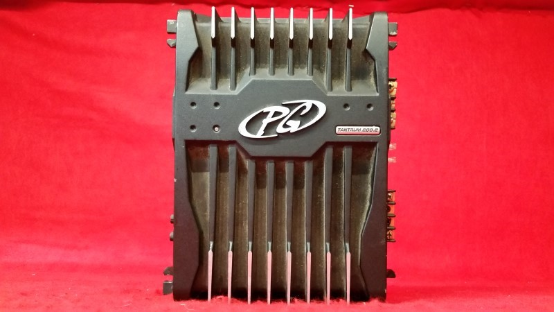 Phoenix Gold T200.2 (t2002) 2-Channel Car Amplifier Power Amp