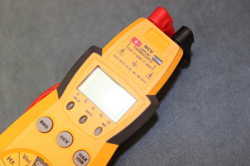 Fieldpiece Expandable Digital Multimeter - Item# HS35