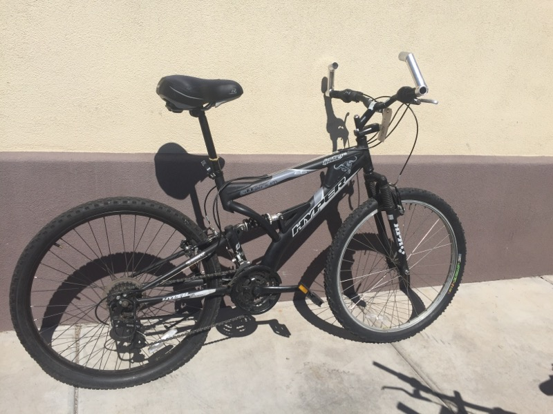 HYPER BICYCLES Mountain Bicycle HAVOC FS