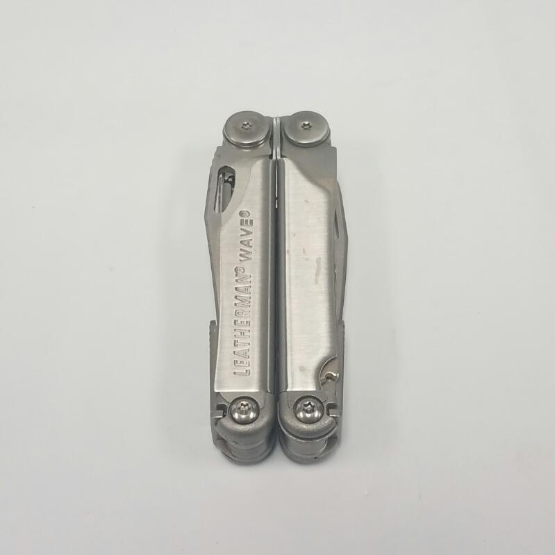 Leatherman Wave 17-in-1 Stainless Steel Multi Tool