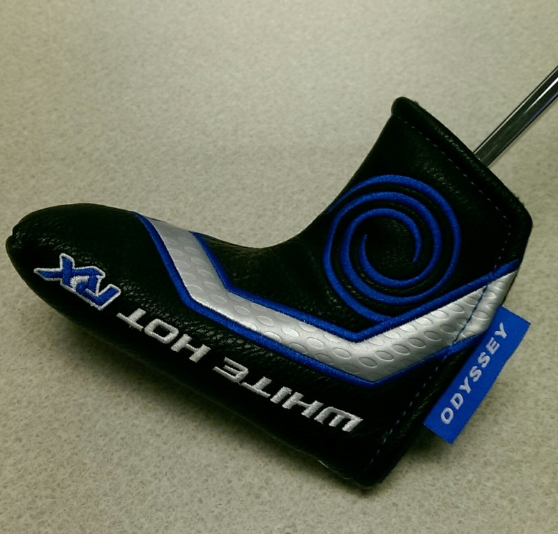 ODYSSEY Putter WHITE HOT RX PUTTER