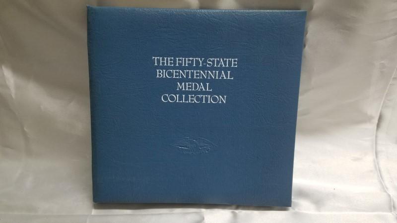 FIFTY-STATE BICENTENNIAL SILVER