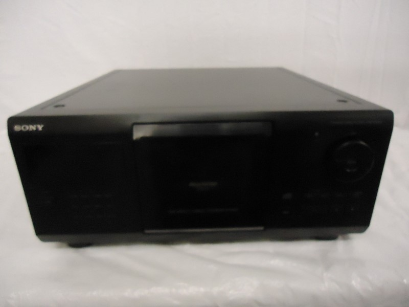SONY CD Player & Recorder CDP-CX681