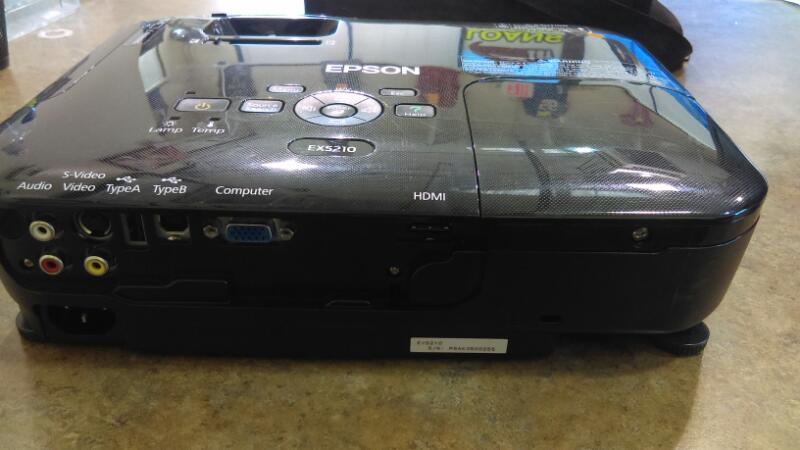 Epson EX-5210 Portable XGA LCD Projector