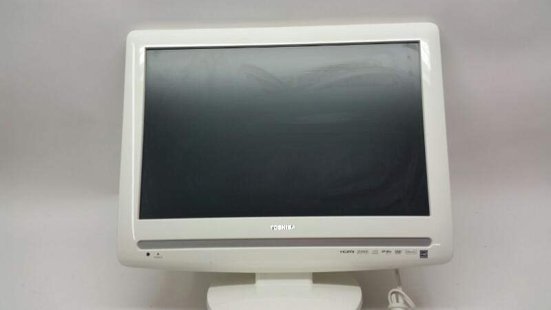 Toshiba Model: 19LV50KW TV/DVD Combo