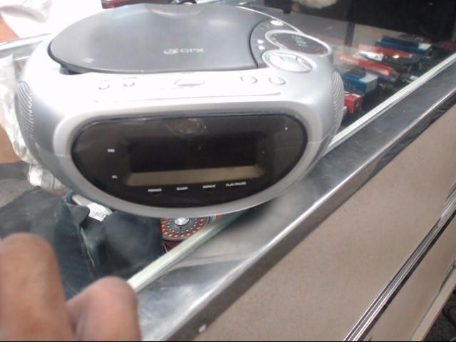 GPX Portable CD Player CRCD2806