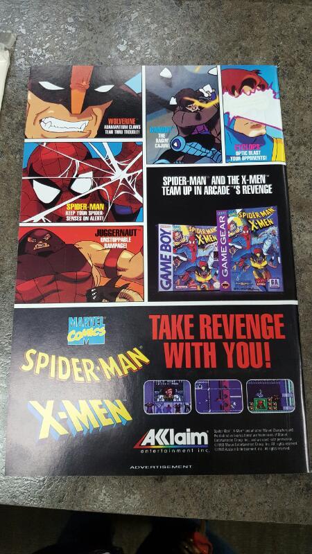 MARVEL COMICS Comic Book X-MEN UNLIMITED