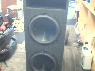 ROCKFORD FOSGATE Car Speakers/Speaker System TOD412