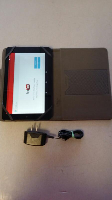 SPRINT AQT80 - 10 GB TABLET - BUNDLE
