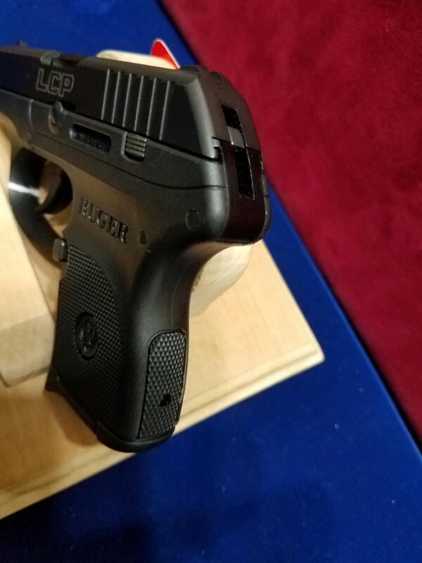 RUGER Pistol LCP 380 DAO PST B