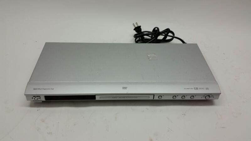 JVC DVD Player XV-N312S