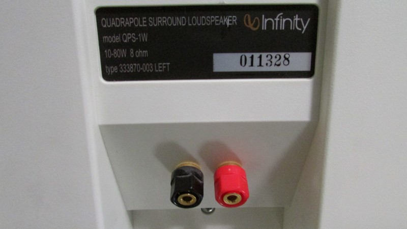 INFINITY Speakers QPS-1