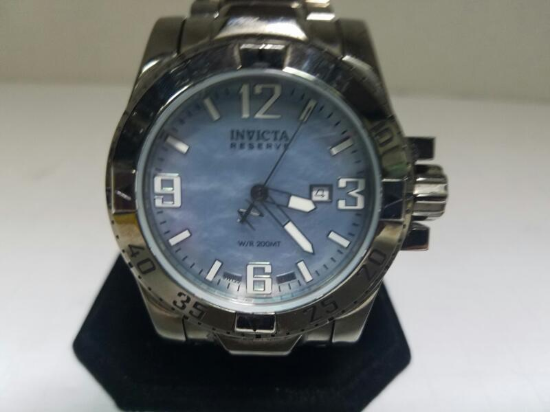 INVICTA 0515 GOLD/SILVER WATCH PLATED   205KMNS #8 WATCH