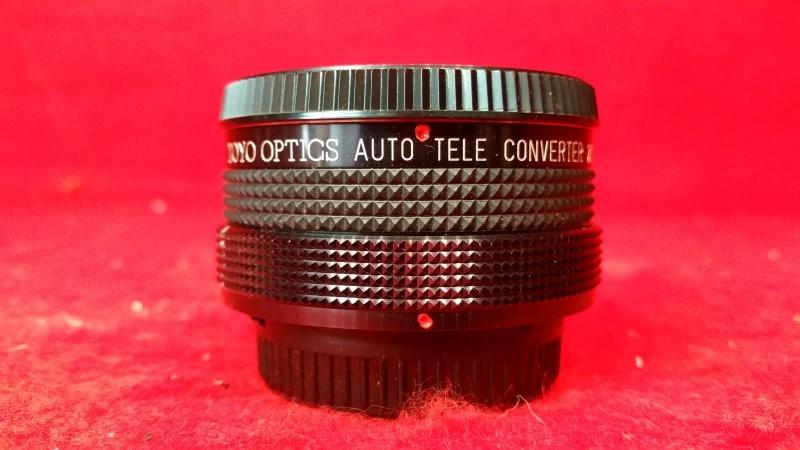 Toyo Optics Auto Tele-Convertor 2x for CF Camera Lens