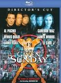 BLU-RAY MOVIE Blu-Ray ANY GIVEN SUNDAY