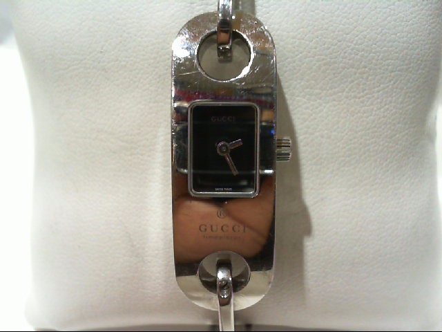 GUCCI Lady's Wristwatch 6100L