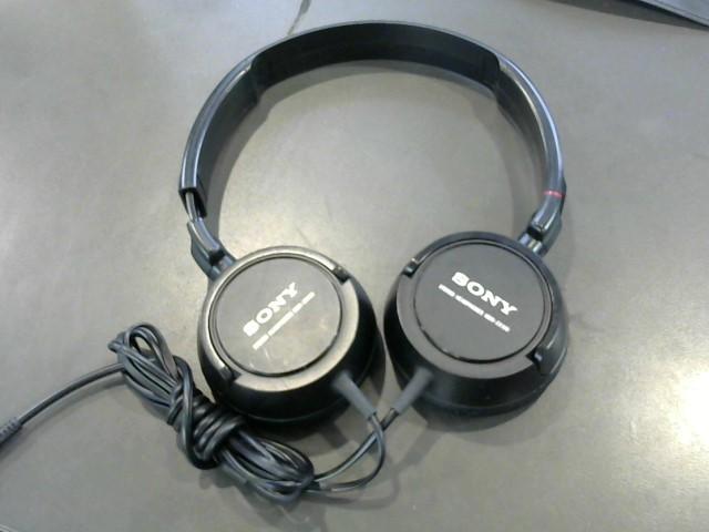 SONY Headphones MDR-ZX100