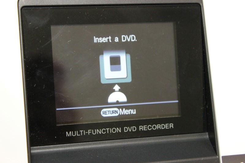 Sony Multi-Function DVD Recorder - Model# VRD-MC5