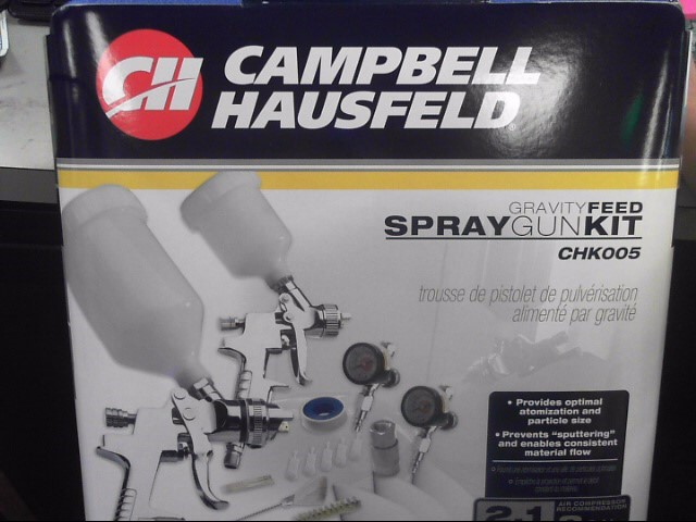 CAMPBELL HAUSFELD Spray Equipment CHK005