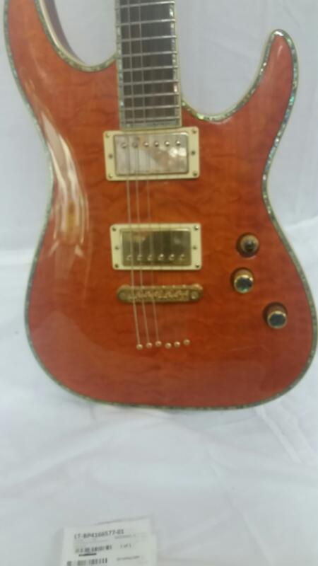 SCHECTER Electric Guitar DIAMOND SERIES C-1 ELITE