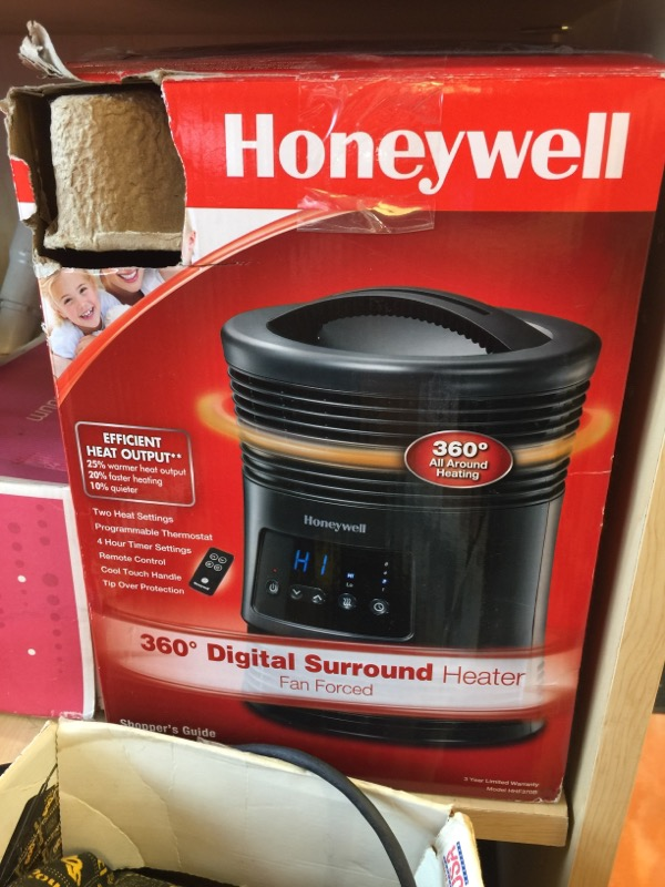 HONEYWELL Heater HHF370B