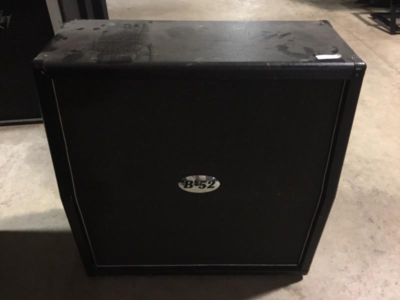 B-52 Speaker Cabinet AT-412A