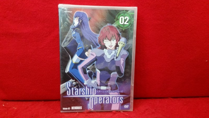 Starship Operators - Memories (Vol. 2) DVD