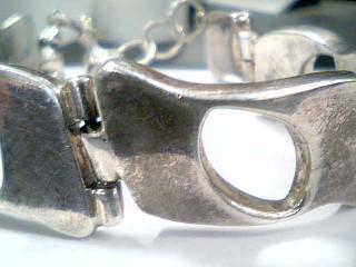 Silver Bracelet 925 Silver 35.5g