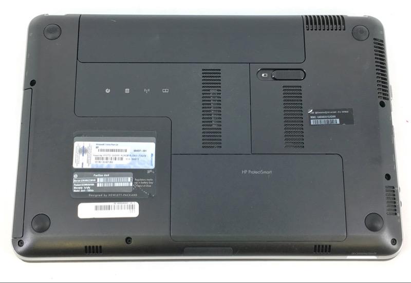HP PAVILION DM4 WIN 7, 750GB HD, 4GB RAM, i5@ 2.53GHz