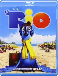 BLU-RAY MOVIE Blu-Ray RIO