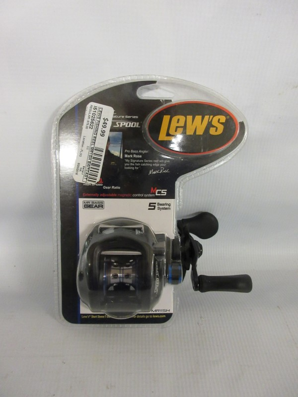 LEWS Fishing Reel MR15H REEL
