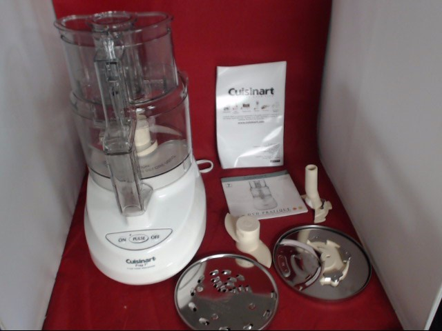 CUISINART Food Processor DLC-2007N