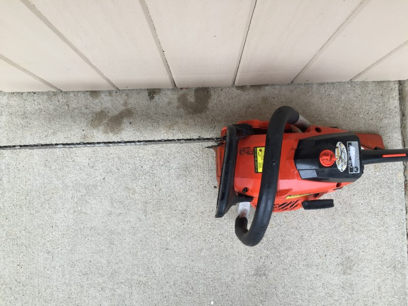"ECHO 16"" GAS POWER CHAINSAW, 36.3 CC 2-STROKE ENGINE **In-Store Pick Up Only**"