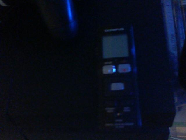 OLYMPUS Micro Recorder VN6000