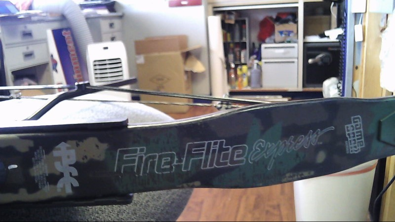 PSE ARCHERY Bow FIRE-FLITE EXPRESS