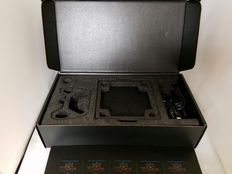 Alienware Steam Machine ASM100-6980BLK Desktop Console (Intel Core i7, 8 GB RAM)