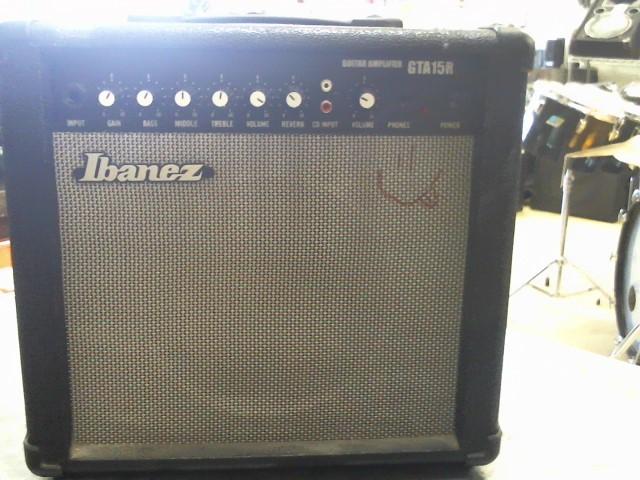 IBANEZ Electric Guitar Amp GTA15R