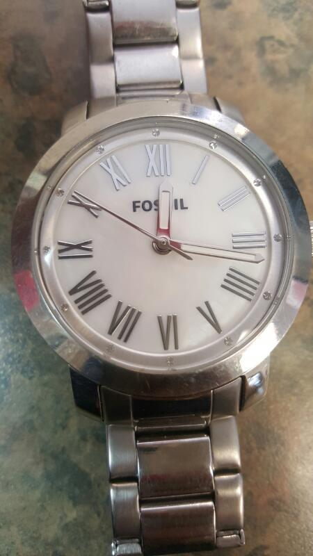 FOSSIL Lady's Wristwatch BQ1229