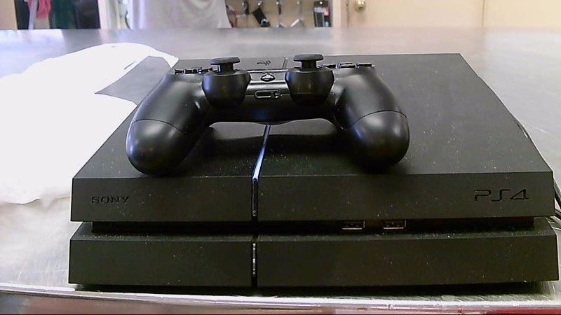 SONY PS4 500G 1215A #MB715306862
