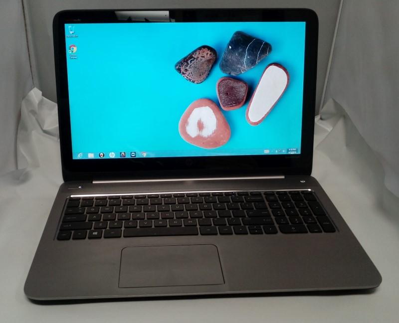 HEWLETT PACKARD ENVY TOUCHSMART LAPTOP 750GB, 2.10 GHZ, 6GB RAM