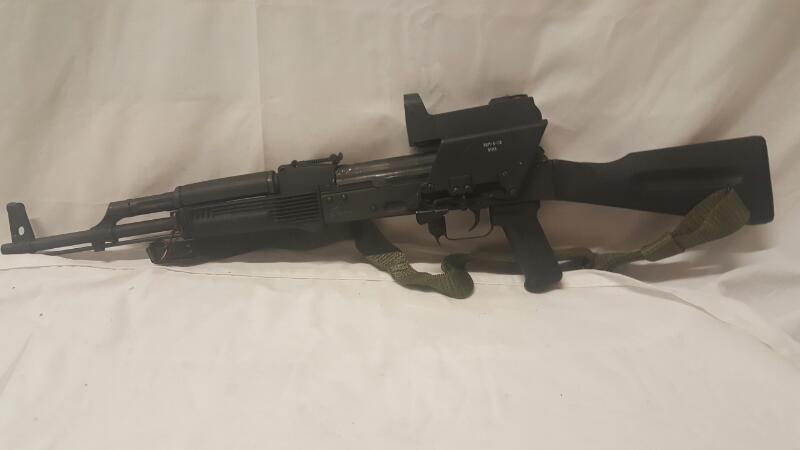 ROMANIA Rifle SAR-1- AK