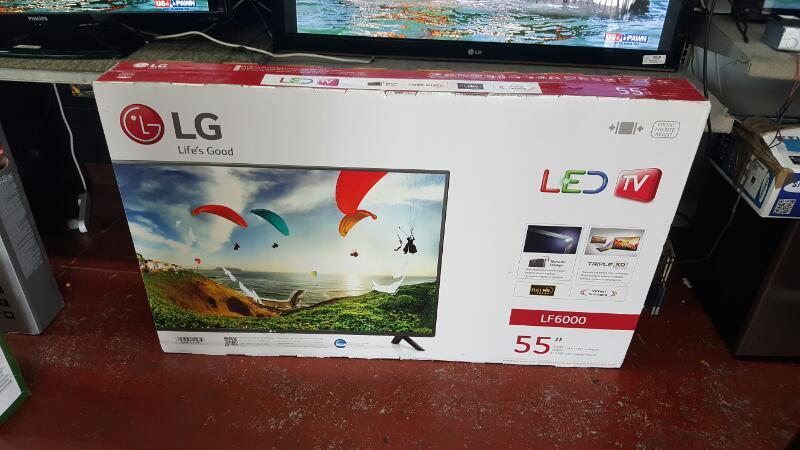 LG TV Combo LF6000