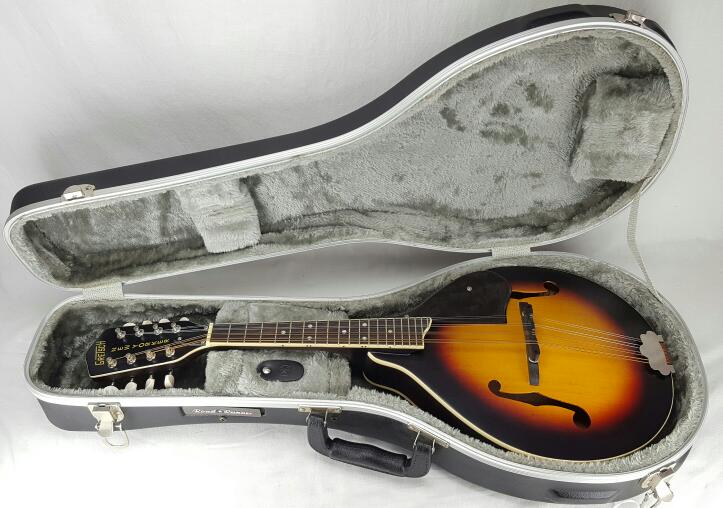 GRETSCH New Yorker Deluxe Mandolin Acoustic-Electric Sunburst G9320